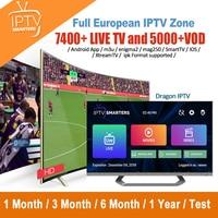 """אנטנה עבור ארה""""ב Android TV תיבת IPTV מנוי קנדה טלוויזיה אנטנה לממיר טלוויזיה אנטנה טלוויזיה דיגיטלית עבור xxx מבחן חינם Box טלוויזיה אנדרואיד Box חכם (4)"""