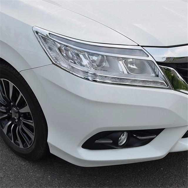 Headlamp exterior Excent automobile accessories modification trim covers car styling decoration 13 14 15 16 FOR Honda Crider