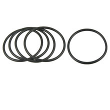 Uxcell 5 Pcs 3.5Mm T Rubber Sealing Oil Filter O Rings Gaskets Id 55mm\ 58mm\ 59mm\ 60mm\ 61mm\ 62mm\ 64mm\ 65mm\ 73mm\ 85mm