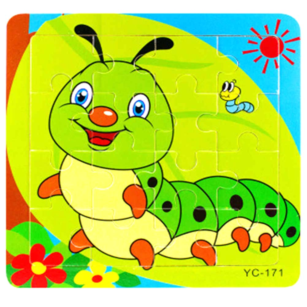 3D Бумага головоломки Паззлы для Для детей Игрушечные лошадки Brinquedos Игрушечные лошадки для детей развивающие puzles Игрушечные лошадки Juguetes