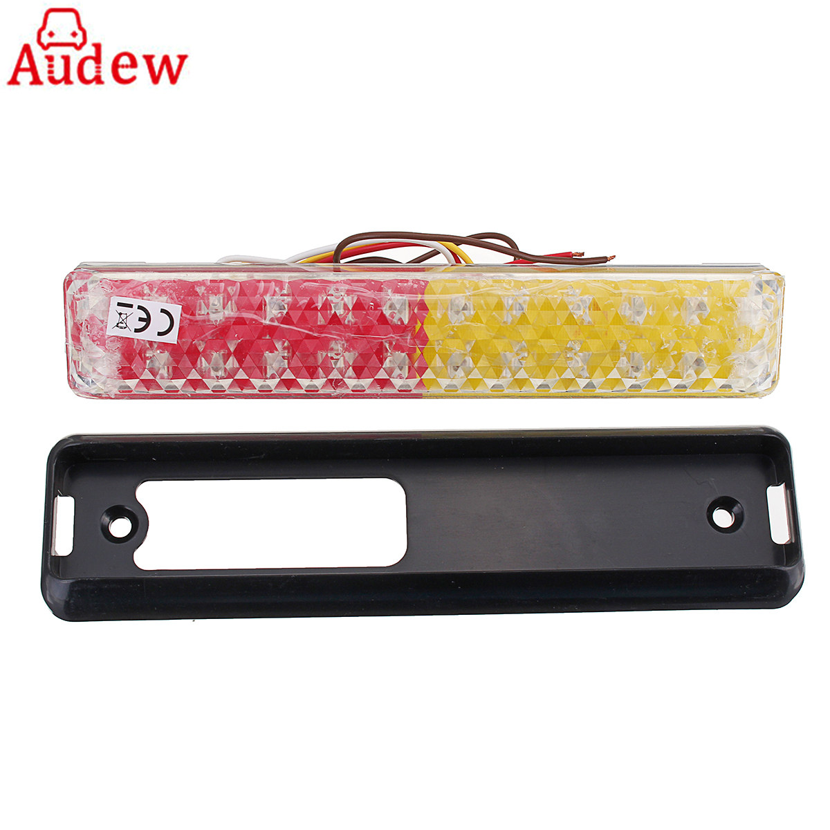 1Pcs 12V-24V LED Car Side Light Tail Lights Ute for Trailer Caravan Truck Boat Stop Reverse Indicator