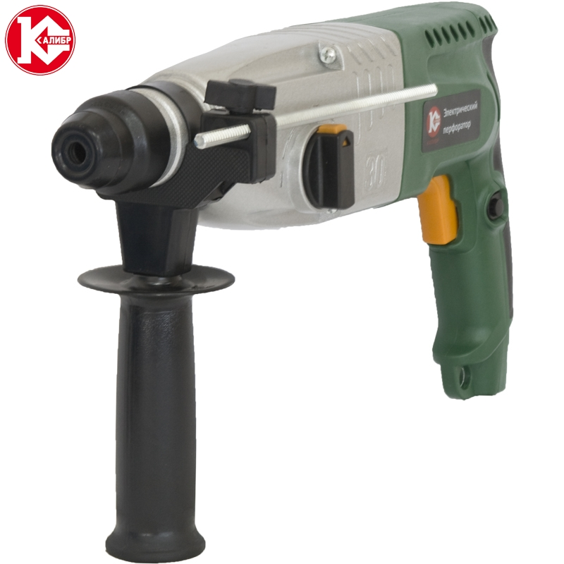 Electric rotary hammer drill Kalibr EP-800/30MR kalibr ep 900 30m electric demolition hammer punch electric rotary hammer power tools