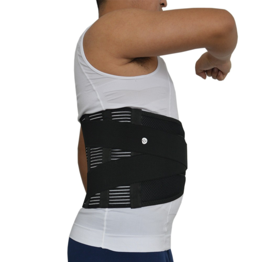 Us 18 49 26 Off Orthopedic Underwear For Men Herniated Disc Brace Lumbar Corset Lower Waist Adjustable Relief Back Pain Belt Lumber Support In