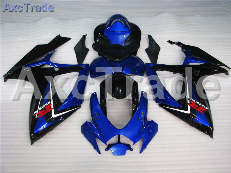 Мотоцикл Обтекатели для Suzuki GSXR системы GSX-Р 600 750 GSXR600 GSXR750 2006 2007 К6 06 07 ABS пластичная впрыска Обтекателя кузова комплект