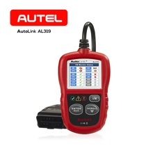 Autel AL319 DIY Code Reader OBD2 CAN Code Scanner Smart Automobile Detector Auto Diagnostic Tool Portable