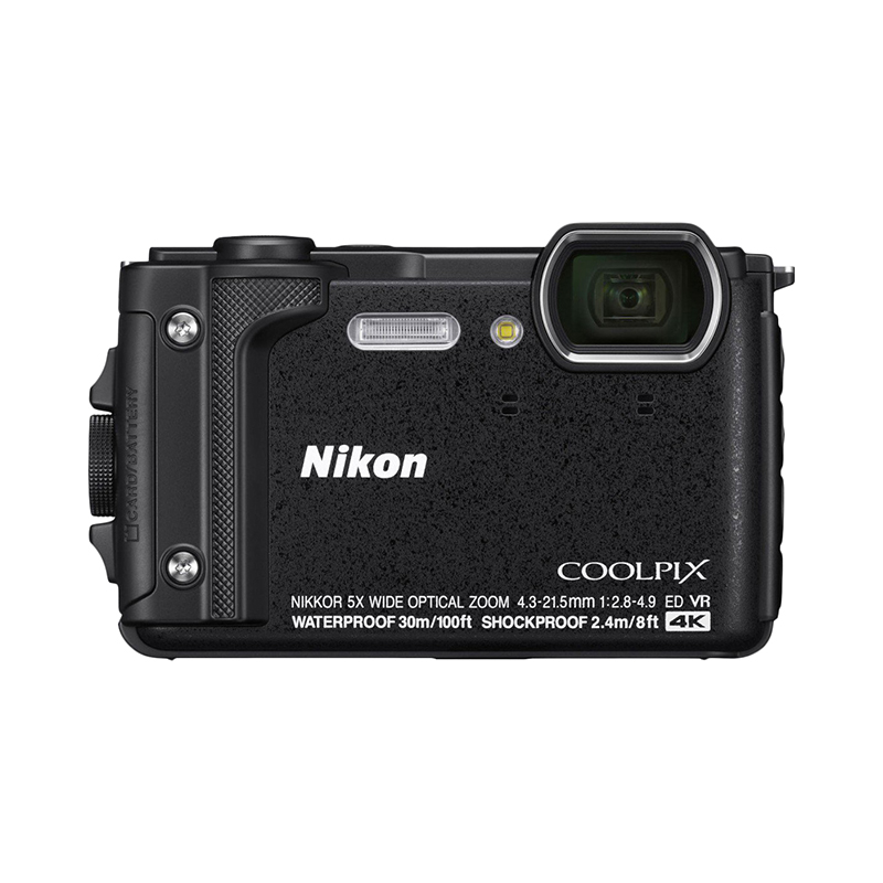 Point & Shoot Camera Nikon COOLPIX W300 Black nikon coolpix s7000 black