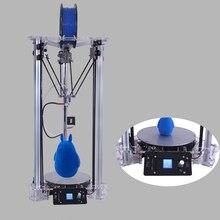 SinisT1 Delta 3d принтер 3D DIY принтер комплект размер печати 180*320 мм дешевая машина коробка легко собрать Корабль из Чехии