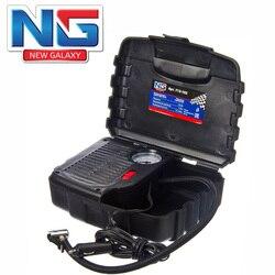 NUOVO GALAXY Portatile 12 V Pompa Elettrica del Compressore D'aria del Gonfiatore della gomma con 3 m Lunghezza del Cavo di Alimentazione con Accendisigari spina 713-102