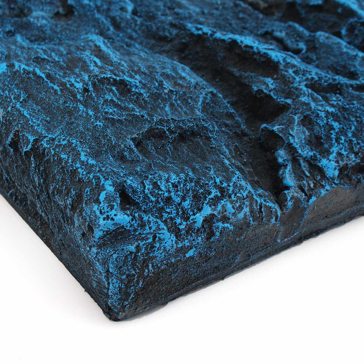 Aquarium Hintergrund 60x45x5 Cm 3d Pragung Zubehor Platte Safe Dekor