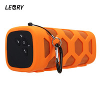 LEORY IPX6 Waterproof Bluetooth Speaker NFC Wireless Portable Speaker With Power Bank Support Outdoor Camping Sports