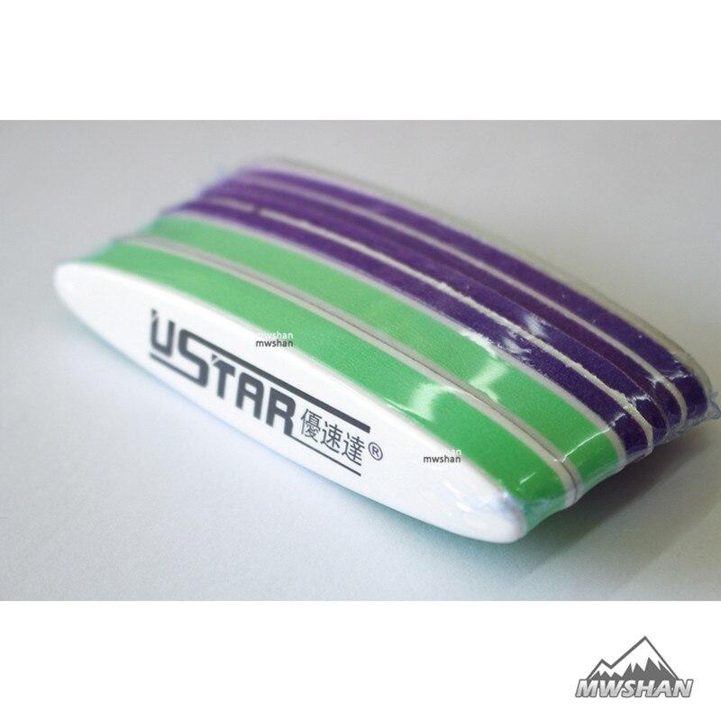 Ustar 91604 Grinding Tools 5 Pcs/Set Polishing Sticks For Model Kit Nail Art DIY Polishing Finishing Tools Accessory DIY