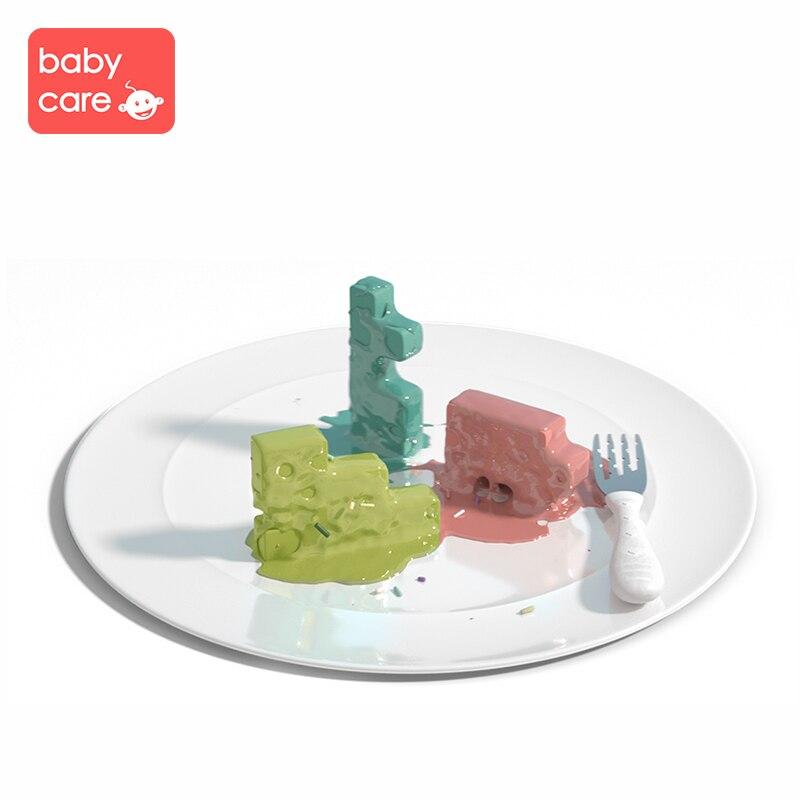 Babycare bébé Puzzle en bois/jouets à main Montessori saisir conseil ensemble éducatif en bois jouet dessin animé Animal Puzzle enfant cadeau jouet - 4