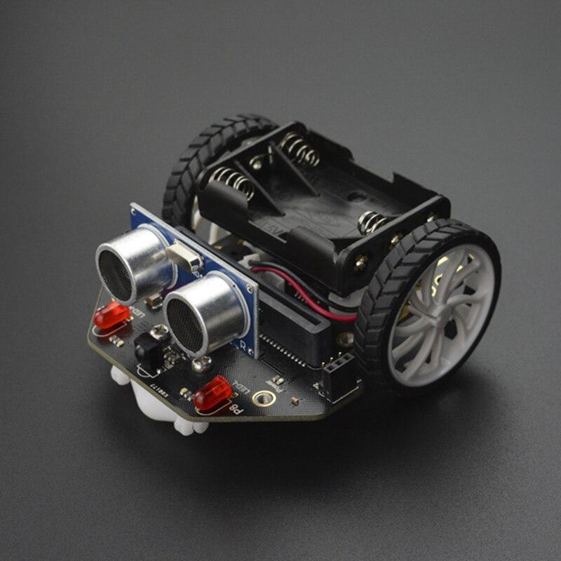 ShenzhenMaker Store micro Maqueen micro bit Educational Programming Robot Platform