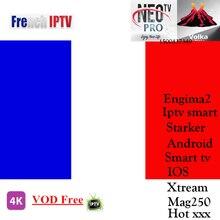 NEO tv PRO волька ip ТВ подписки Европе французский арабский итальянский язык Бельгии IPTV испанский товара