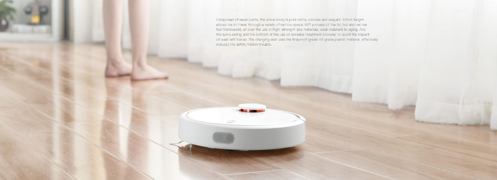 Global Version Original Xiaomi MI Robot Vacuum Cleaner 13