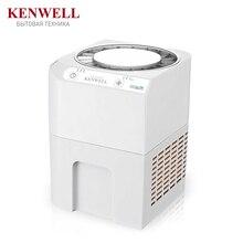 KENWELL HAW-01 Очиститель воздуха-увлажнитель, 25 Вт, 1.2 л, Таймер до 6 часов, 3 режима увлажнения воздуха, Индикация таймера, Индикация увлажнения, Моющиеся НЕРА фильтры