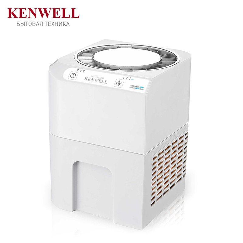 KENWELL HAW-01 Air Purifiers Humidifier 25W 1.2L Timer up to 6 hours 3 modes of air humidification Humidification indication new aroma humidifier 700ml for home humidifier ultrasonic air humidifier and aroma diffuser air purifier h010