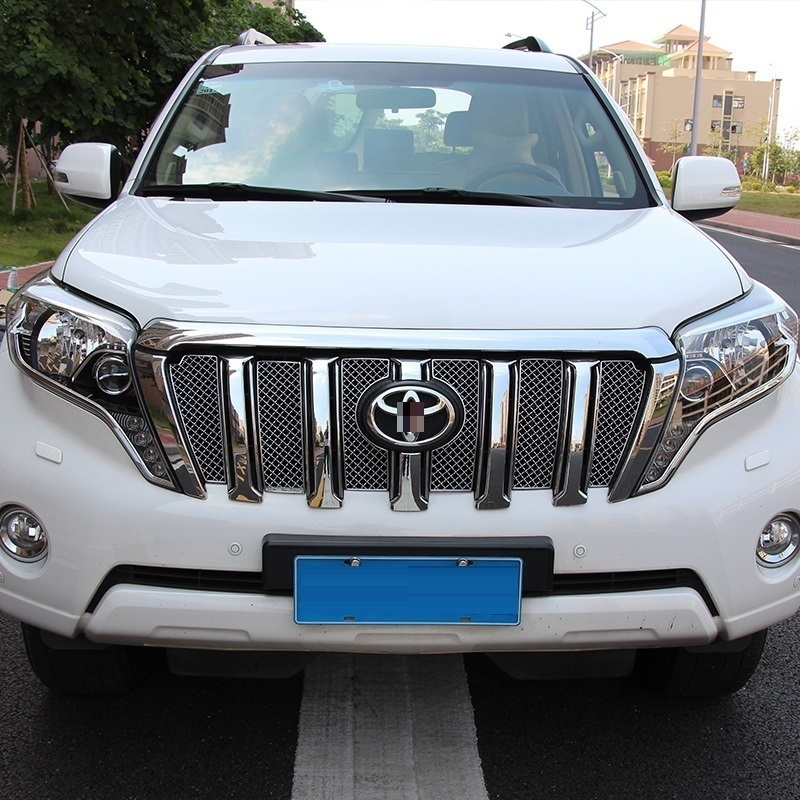 exterior Excent automobile auto parts modification accessories car styling covers 10 11 12 13 14 15 16 FOR Toyota Prado