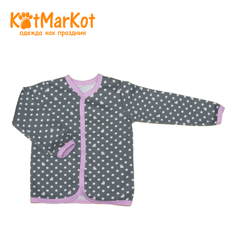 Blouse for Children Kotmarkot 7685 kid clothes navy blouse with self tie
