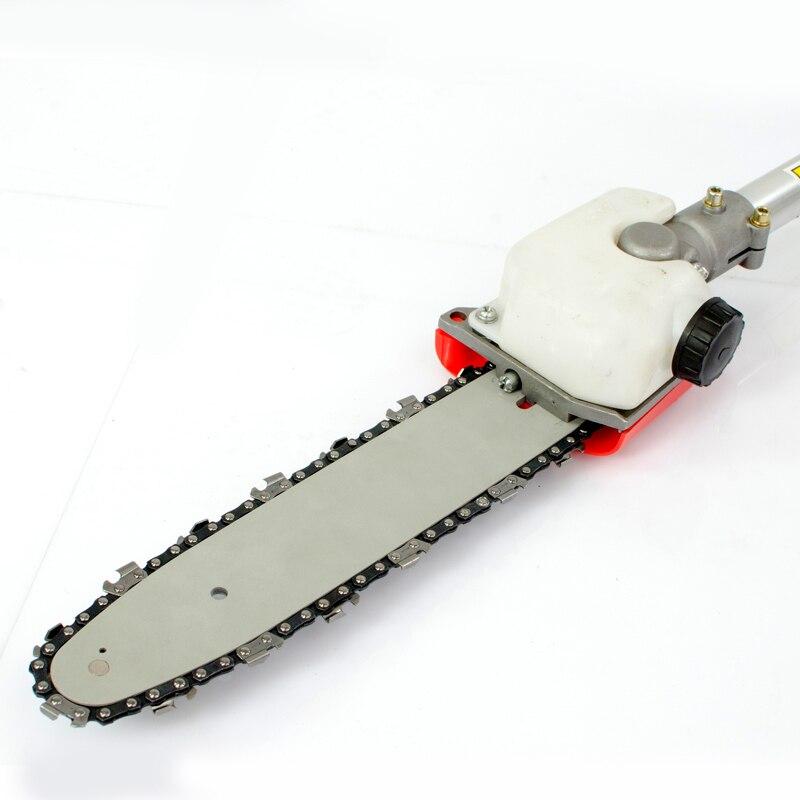 9 в 1 мульти кусторез whipper snipper длинная цепная пила хедж триммер с 2 шт. расширение полюса в качестве бонуса - 5