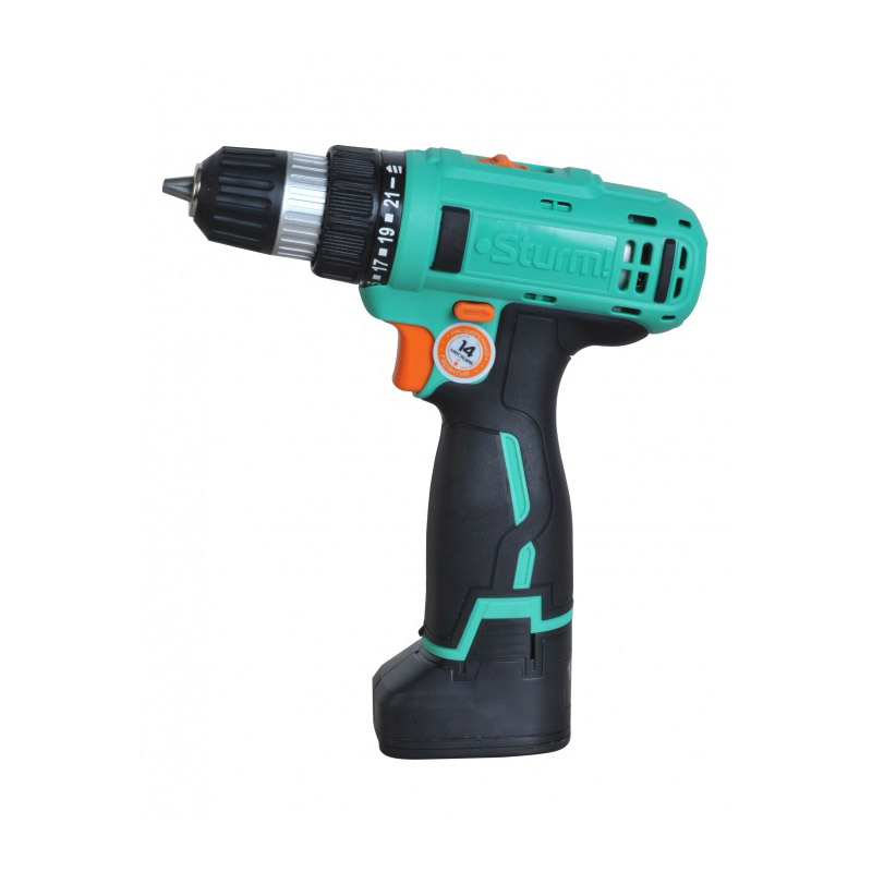 Cordless Drill/Driver Sturm! CD3318LP wosai 20v lithium battery max torque 380n m 4 0ah brushless electric impact wrench diy cordless drill cordless wrench