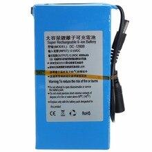 GTF 8000 мАч литий ионный Высокое ёмкость перезаряжаемые зарядное устройство для аккумулятора AC EU/US вилки батарея для видеонаблюдения камера