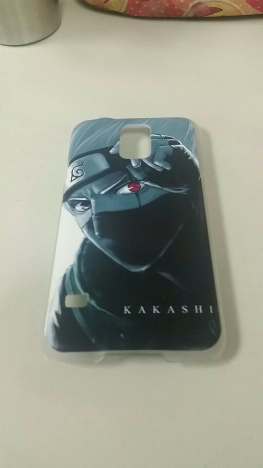 Naruto Kakashi Hard Case for Samsung photo review