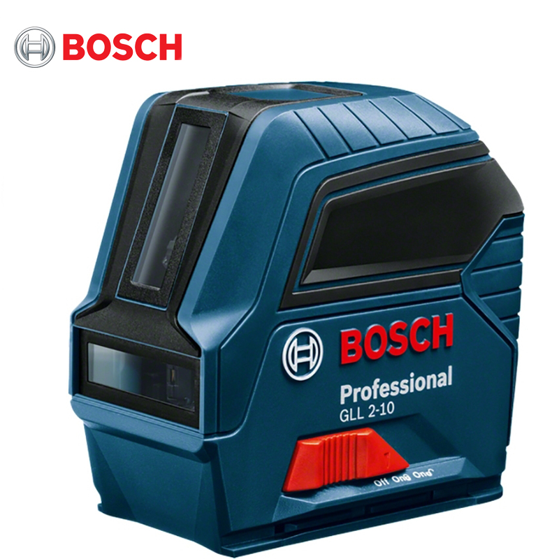 Level laser Bosch GLL 2-10 rehabilitation physiotherapy low level laser therapy equipment healthcare supplies