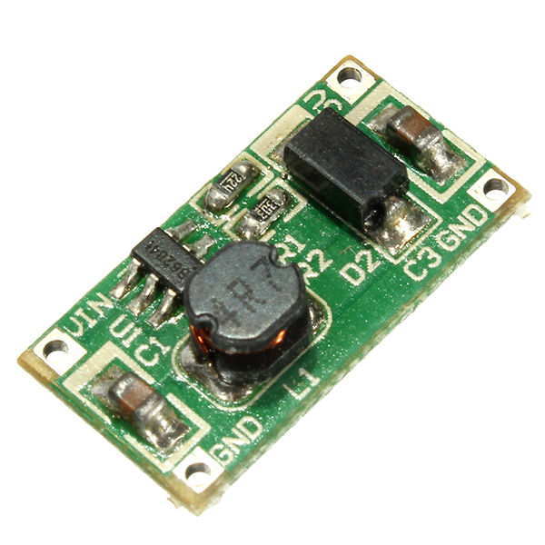1PC New Arrival 3.7V to 5V 1.5A DC-DC Converter Step Up Boost Module for RC Models Module Board