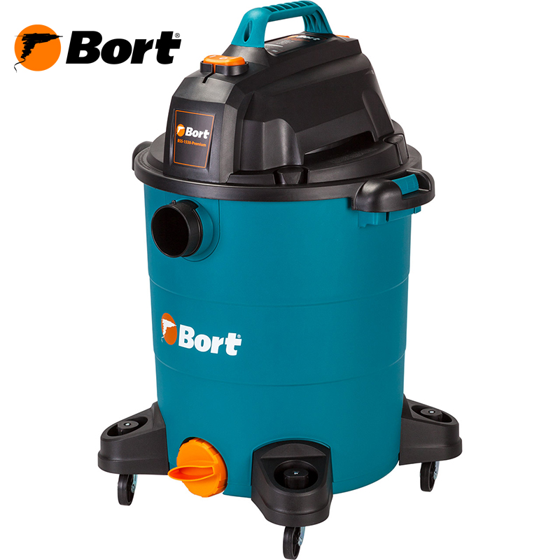 Vacuum cleaner for dry and wet cleaning BSS-1530-Premium