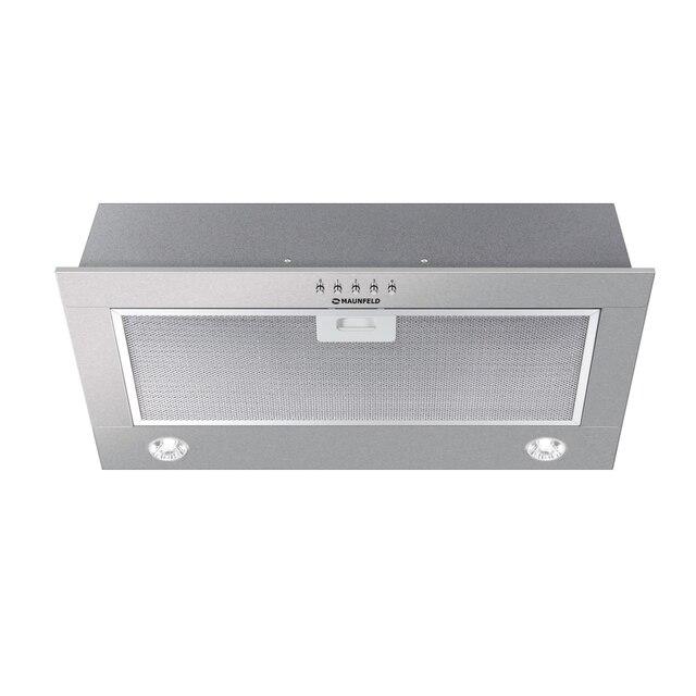 Кухонная вытяжка MAUNFELD Crosby Push 50 Gl нержавеющая сталь