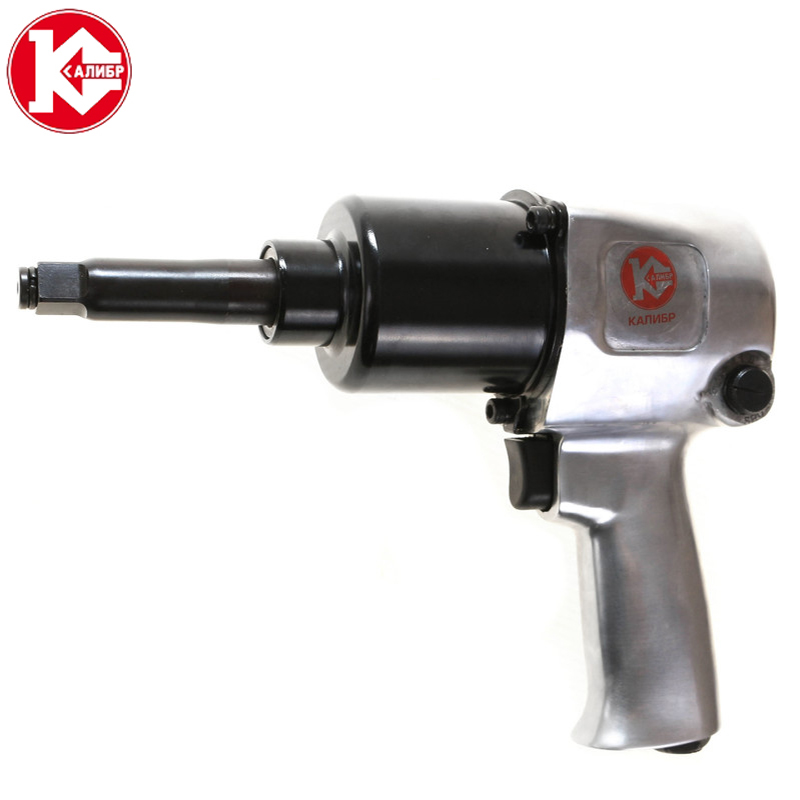 Kalibr PGU-13/570 PROFI pneumatic air impact wrench pneumatic tools  hammer power tools pt1 4 2 way normally closed pneumatic aluminum electric solenoid air valve