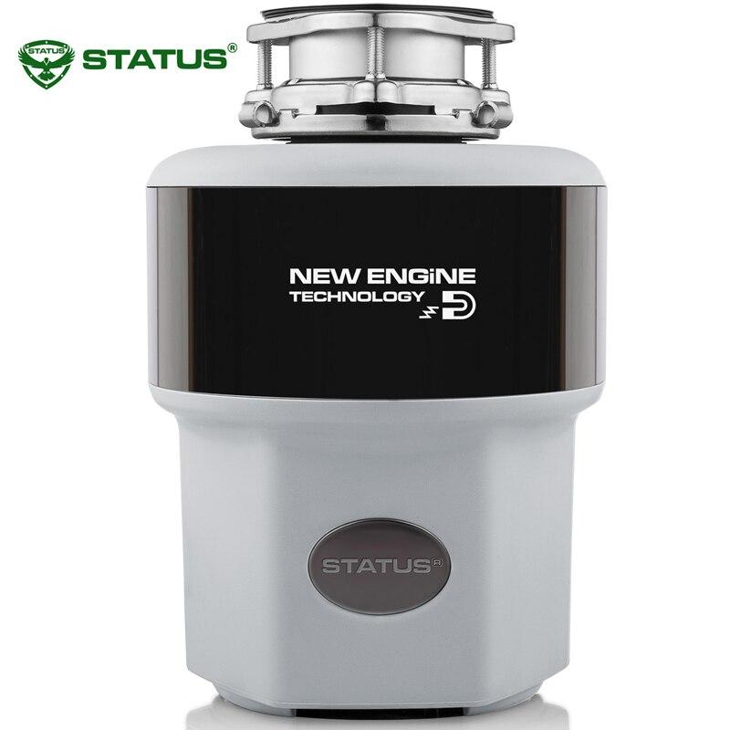 Food waste disposer STATUS Premium 400 chopper food waste status premium 100 09810401