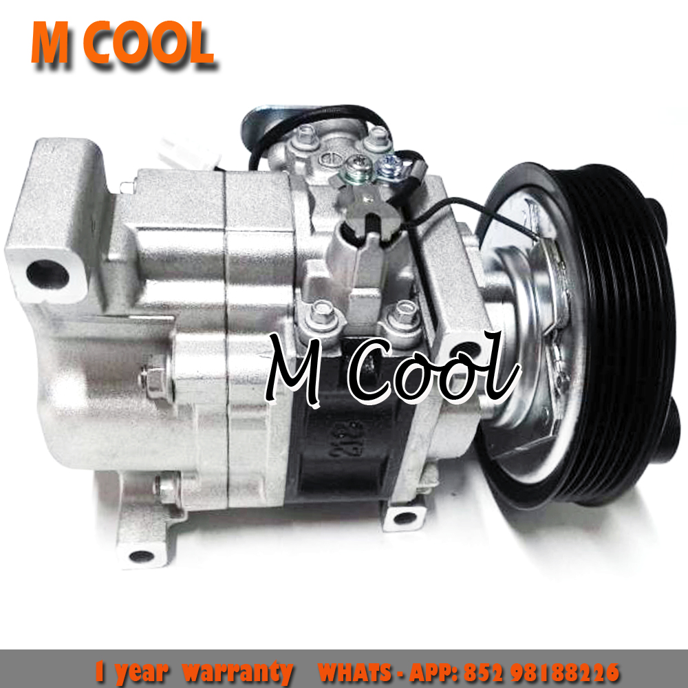 Air-conditioning Installation High Quality Ac Compressor For Mazda 3 2010 H12a1as4ey Refreshing And Beneficial To The Eyes Auto Replacement Parts