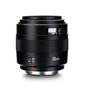 Image 5 - YONGNUO YN50mm 50mm F1.4 Standard Prime Lens Large Aperture Auto Focus Lens for Canon EOS 6D 70D 5D2 5D3 600D 60D DSLR Camera