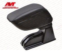 Auto bracciolo per Lada Granta 2012-2018 console centrale scatola di immagazzinaggio di cuoio contenuto di decorazione di interni accessori auto car styling