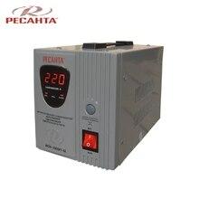 Однофазный стабилизатор напряжения Ресанта ASN-1500/1-C