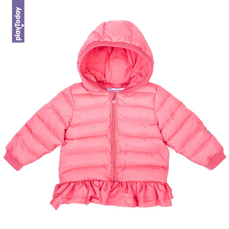 Jackets & Coats PLAYTODAY for girls 378004 Children clothes kids clothes rainbow projector led night light for kids children