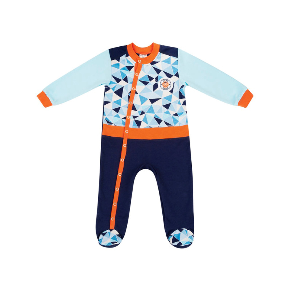 Jumpsuit Lucky Child for boys 32-16 Children's clothes kids Rompers for baby baby rompers 100