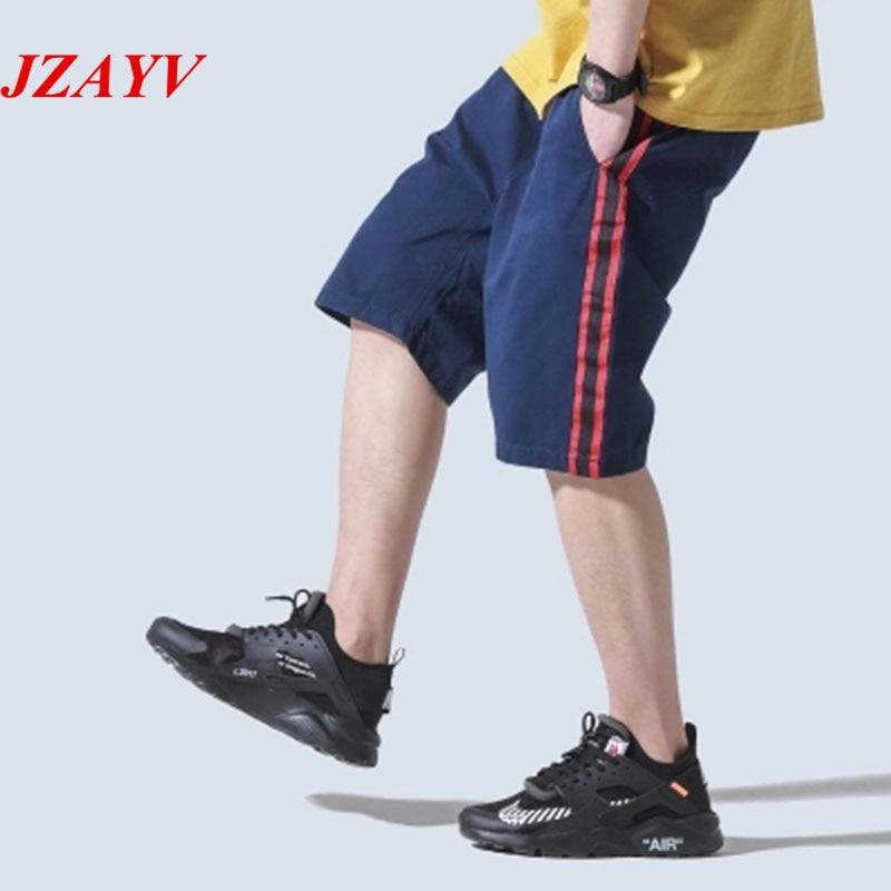 Mens Shorts Summer Cotton Cargo Shorts Men Casual Short Pants Men Casual Clothing Bermudas Calf Length High Quality