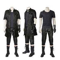 Anime Final Fantasy XV Costume FF15 Noctis Lucis Adult Cosplay Halloween Christmas Party Cosplay Costume