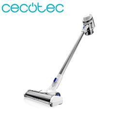 Cecotec Vertical Vacuum Conga ThunderBrush 690 Vacuum Cleaner Broom and Handhed Wireless 360º Technology includes Wall Base