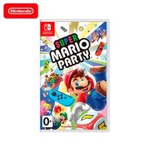 Игра для Nintendo switch Super Mario Party