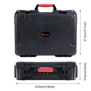 Image 4 - Smatree D600 Carry Case for DJI Mavic Pro  Waterproof Mavic Pro Hard Shell Box Compact Drone Storage Suitcase