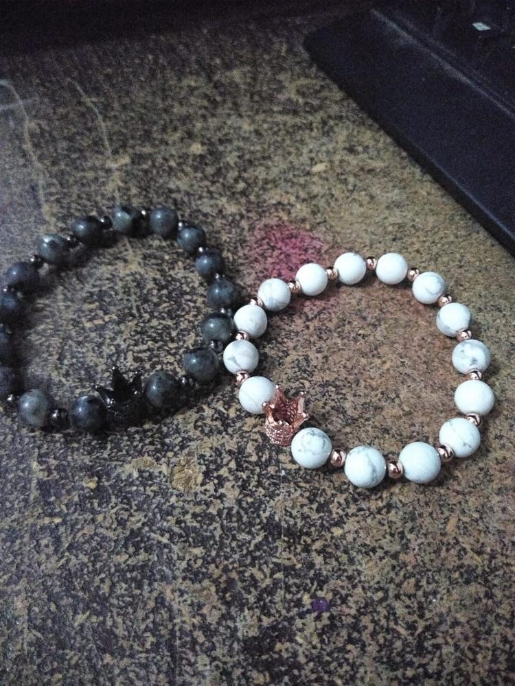 Regal Crown Distance Bracelets photo review