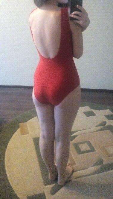 Sexy S - 6XL Large Size Swimwear Plus Size One Piece Swimsuit Female Women Bather 2018 Bathing Suit Swim Backless Monokini V128R