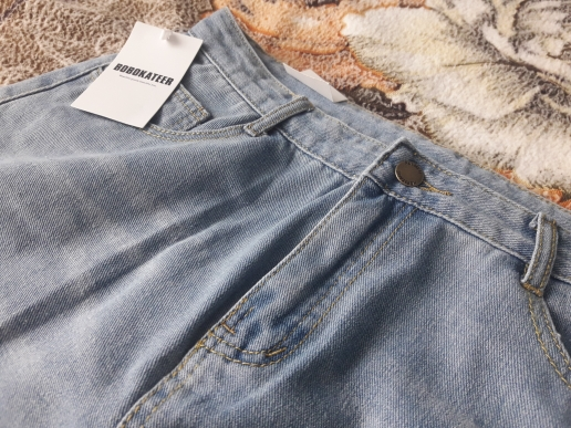 Plus Size Denim Skirt Women Skirts Womens Summer Sexy Mini High Waist Black Jean Skirt Female Jupe Falda Fashion photo review