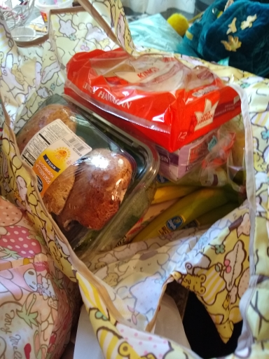 Kawaii My Melody Twin Stars Pudding Cinnamoroll Reusable Shopping Bag Eco Friendly Supermarket Foldable Travel Bag Grocery Bag photo review