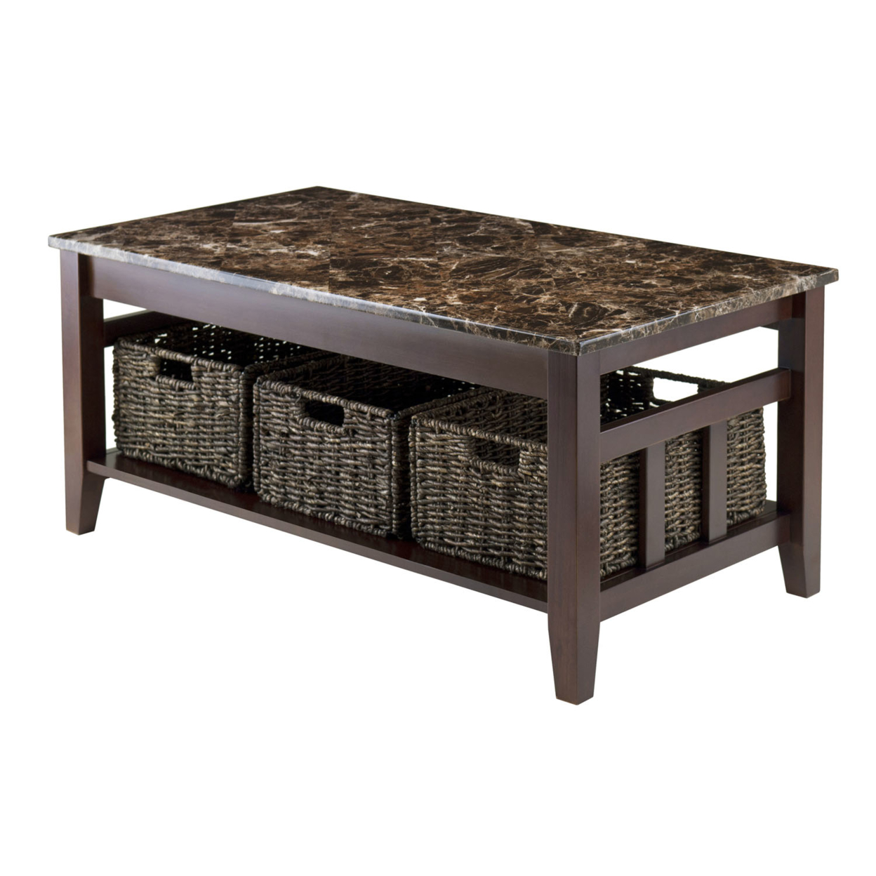 Buy Marble Table Tops Furniture And Get Free Shipping On  # Meuble Tv Yoga