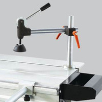 Adjustable Funssor Horizontal Toggle Clamps Clamp Hold Down for woodworking precision table panel saw